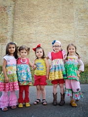 The Matilda Jane brand is a popular line for little