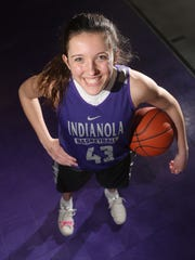Indianola junior Grace Berg is The Record-Herald and