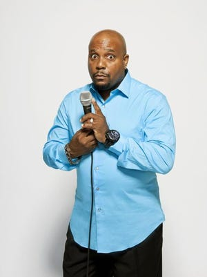 Arnez J. appears at Chuckles Comedy House in Cordova this weekend.