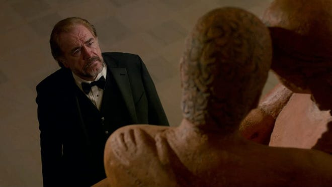 "Brian Cox stars in  ""The Etruscan Smile """