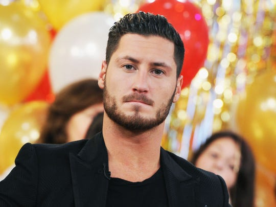 Dancing With The Stars Valentin Chmerkovskiy and brother