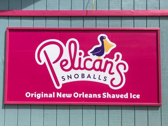 Pelican's Snoballs Original New Orleans Shaved Ice