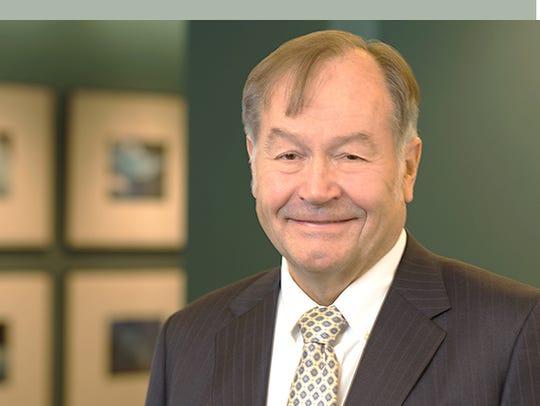 Bob DeKoch, president and COO of The Boldt Company