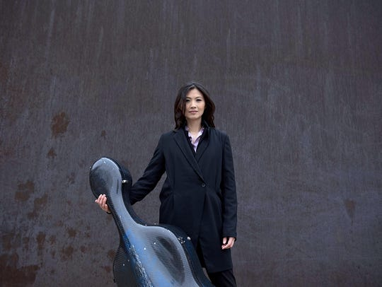 Cellist Sophie Shao returns for a matinee performance