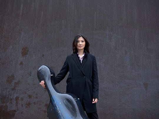 Cellist Sophie Shao returns for a matinee performance Sunday at Middlebury College.