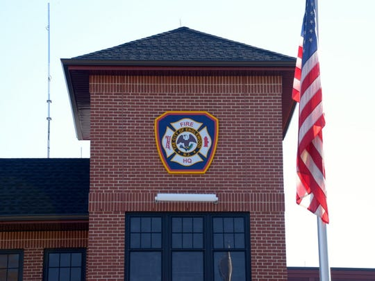 The Englewood Fire Department headquarters building