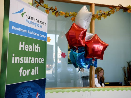Health care signups under the Affordable Care Act are increasing this year, despite threats by President-elect Donald Trump and congressional Republicans to repeal President Obama's landmark legislation.