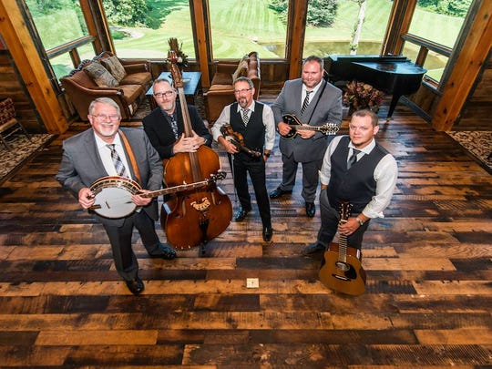 Balsam Range is among the performers at the 2017 Pickin' in the Pines bluegrass festival in Flagstaff