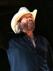 10-Concert Country Megaticket includes Keith Urban, Miranda Lambert, Luke Bryan, Dierks Bentley and Toby Keith (pictured); $995, (317) 776-8181 or www.megaticket.com.