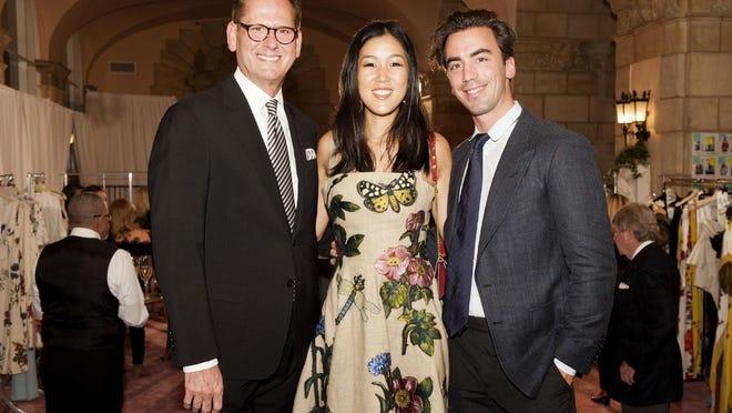 Jeff Gehrlich, Laura Kim and Fernando Garcia
