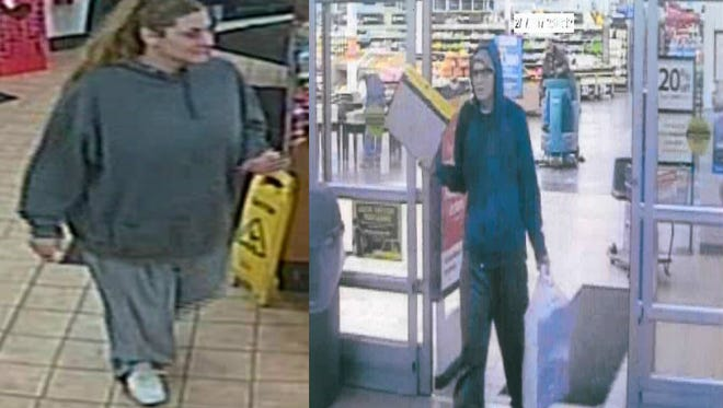 Police in Windsor are asking for the public's in identifying the people who broke into and stole from cars in Windsor, Severance and Timnath.