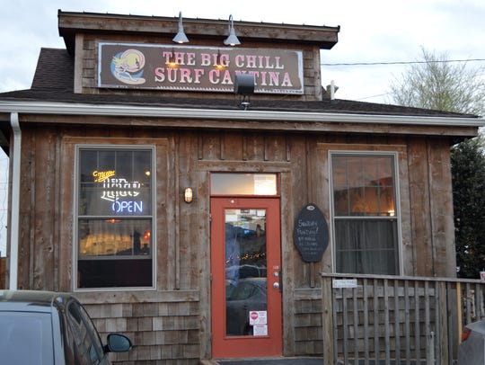 The 2nd Pumpkin' Chuckin' will take place Saturday, Nov. 10, from 1-5 p.m. at Big Chill Surf Cantina in Rehoboth Beach.