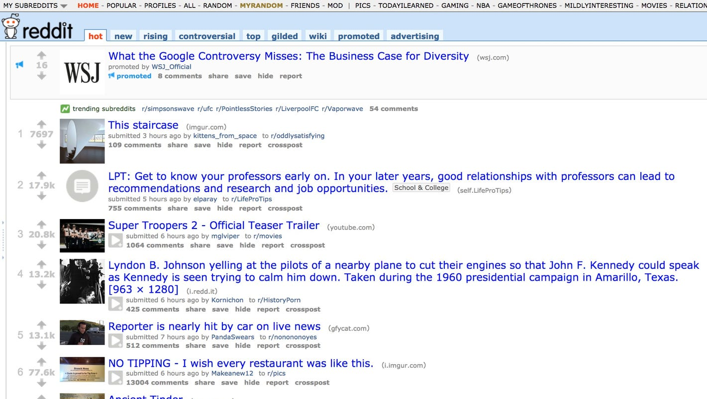 Reddit a parents guide to the front page of the internet stopboris Choice Image