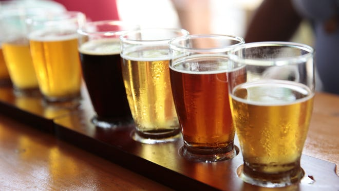 More than 100 beers will be available to try at Gulf Brew