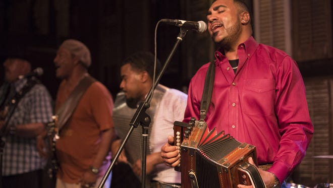 Terry & The Zydeco Bad Boys perform Thursday at Artmosphere.