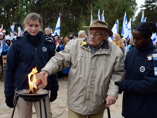 POLAND-GERMANY-ISRAEL- HOLOCAUST-JEWISH-HISTORY