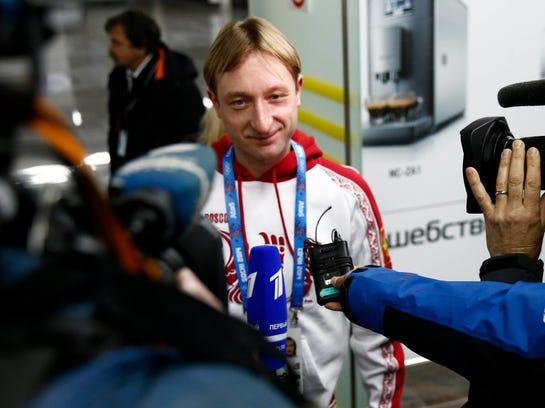 2014-02-06 Evgeni Plushenko