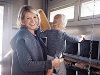 Ask Martha: Home for the holidays
