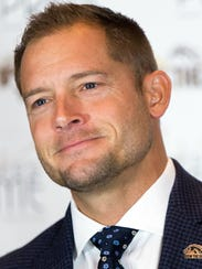 Western Michigan  head coach P.J. Fleck.