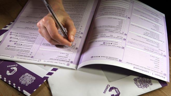 Controversia por el cuestionario del Censo 2020 en EU.