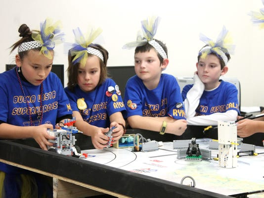 FIRST LEGO League 1