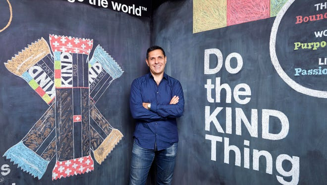 Daniel Lubetzky, Founder and CEO of KIND.