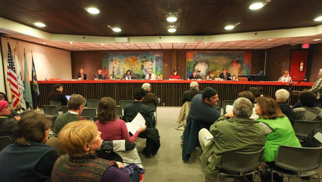 The Newark City Council will debate increases to taxes and fees on Monday.
