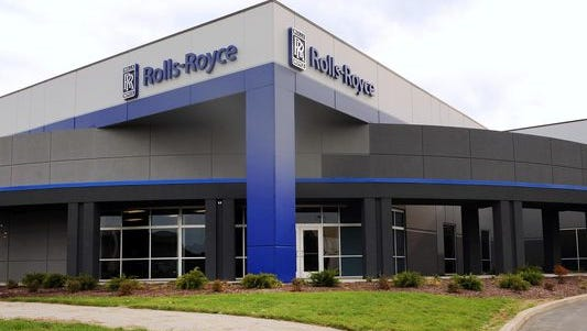 Rolls-Royce is looking to invest in the planned Purdue Research Park aerospace technology park.