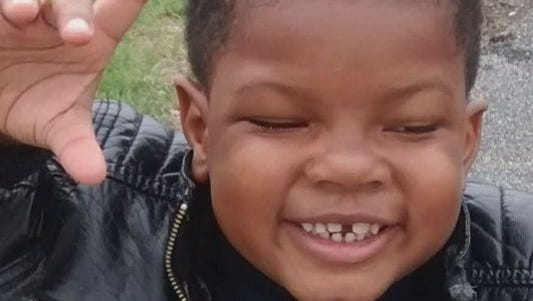 Ji'Aire, 3, was found dead on a swing in Maryland in May.