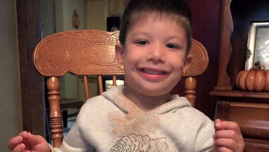 The body of 3-year-old Brendan Creato was found Tuesday after the boy went missing from his Haddon Township home.