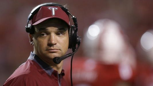 Troy is looking to avoid second straight 3-9 season under first-year head coach Neal Brown.