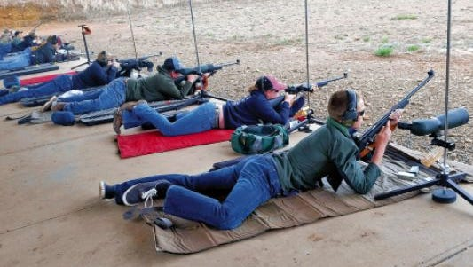 Luna County 4-H shooting sports teams have benefited from the Friends of the NRA annual banquet in Deming.