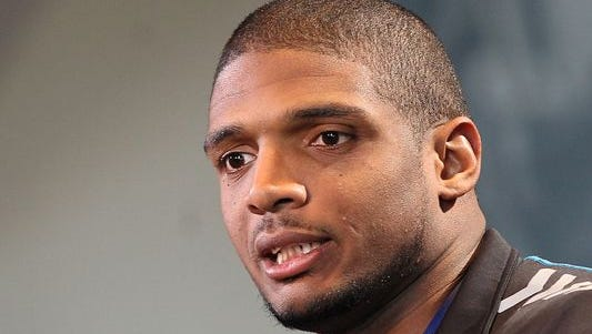 Former Missouri All-America defensive end Michael Sam, who became the first openly gay player selected in the NFL Draft, will speak at Vanderbilt in February.