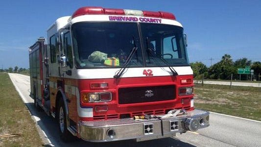A child suffered a traumatic head injury at Space Coast Field of Dreams in West Melbourne Tuesday.