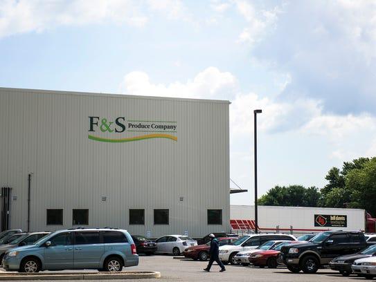 F&S Produce Company in Rosenhayn.