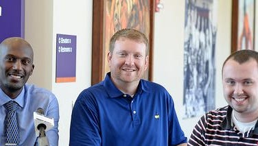 Clemson beat writer Brad Senkiw of the Anderson (S.C.) Independent-Mail