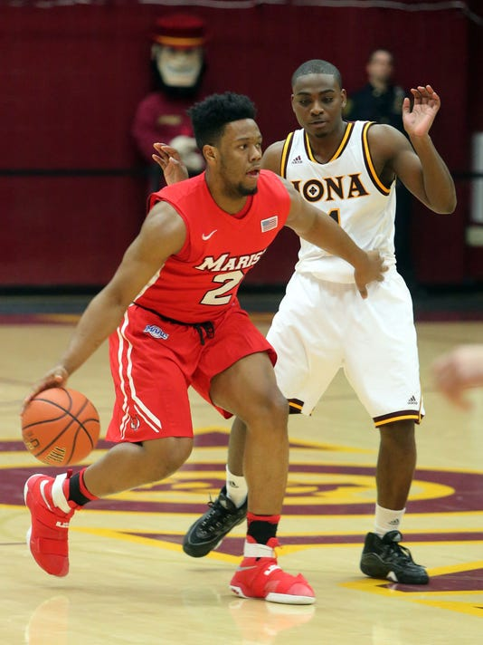 Iona vs. Marist Mens basketball