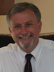 Dr. Al Edwards, director of the Greenville Mental Health