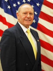 Tulare County Supervisor Mike Ennis