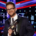 """""""The Voice"""" winner Josh Kaufman takes a turn as the lead in the Tony Award-winning revival """"Pippin."""""""