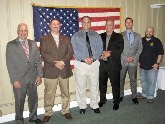 Hammonton Rotary Club three new members