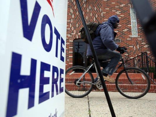 Election Day MI