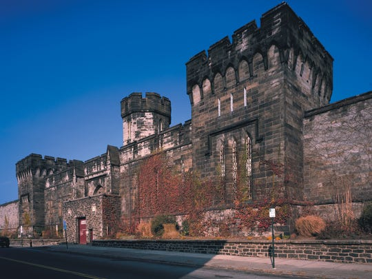 Eastern State was designed in a Gothic style by John Haviland, who also designed Trenton State Prison and an Essex County Jail that also remained in use until 1970. Now a museum, the former prison is currently running an exhibit that examines mass incarceration.