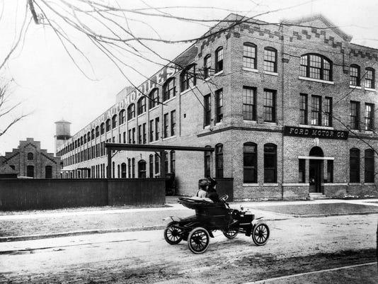 Piquette Plant in 1904