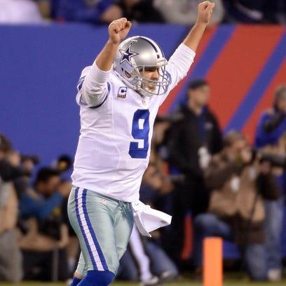 Nov 23, 2014; East Rutherford, NJ, USA; Dallas Cowboys