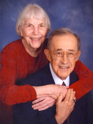 Marvin (85) & Martha (90) celebrate birthdays & their 59th wedding anniversary.