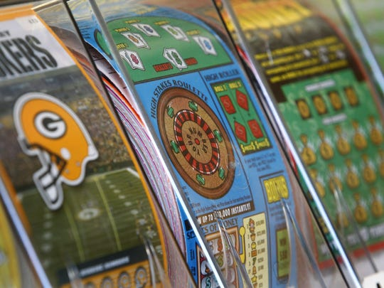 A Stevens Point man claimed the $350,000 top prize in the Aug. 7 SuperCash! drawing.