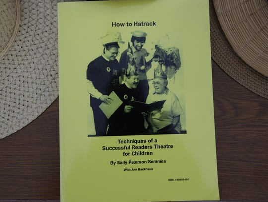 A manual created by Hatrack Storytellers founder Sally