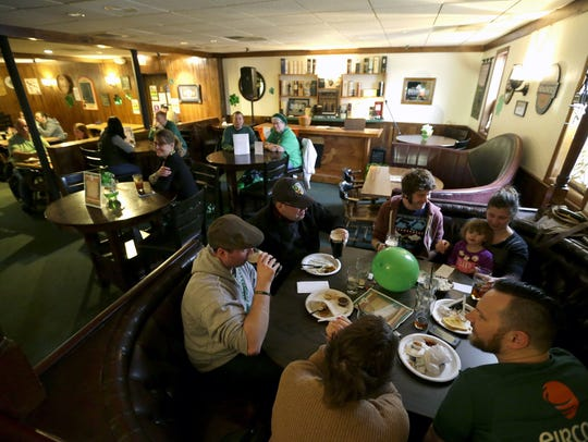 McGuinness Irish Pub in Appleton will again be home