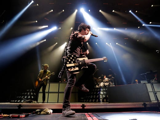 Green Day Worth The Wait At The Resch